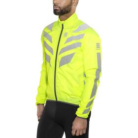 Sportful Reflex Veste Homme, yellow fluo